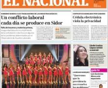 Cinco estrellas para unos pocos / El Nacional 4. 09. 2011