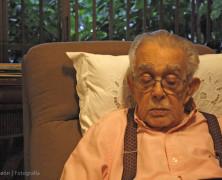 José Agustín Catalá al cumplir 93 años