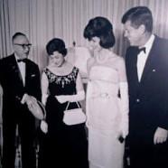 Los Kennedy en Caracas
