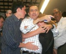 La casa de Richard Blanco, preso político