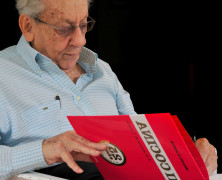 Armando Scannone: El hombre que concibe lo venezolano como bendición